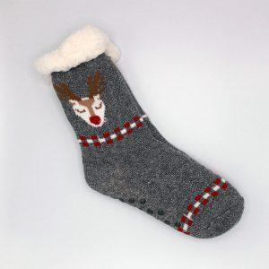 чорапи со крзно